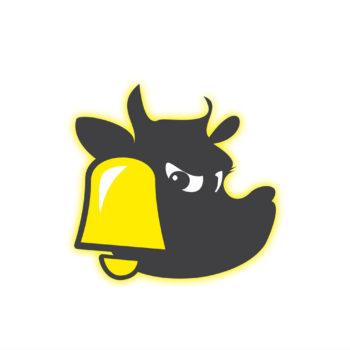 Alerta amarilla la vaca gigante