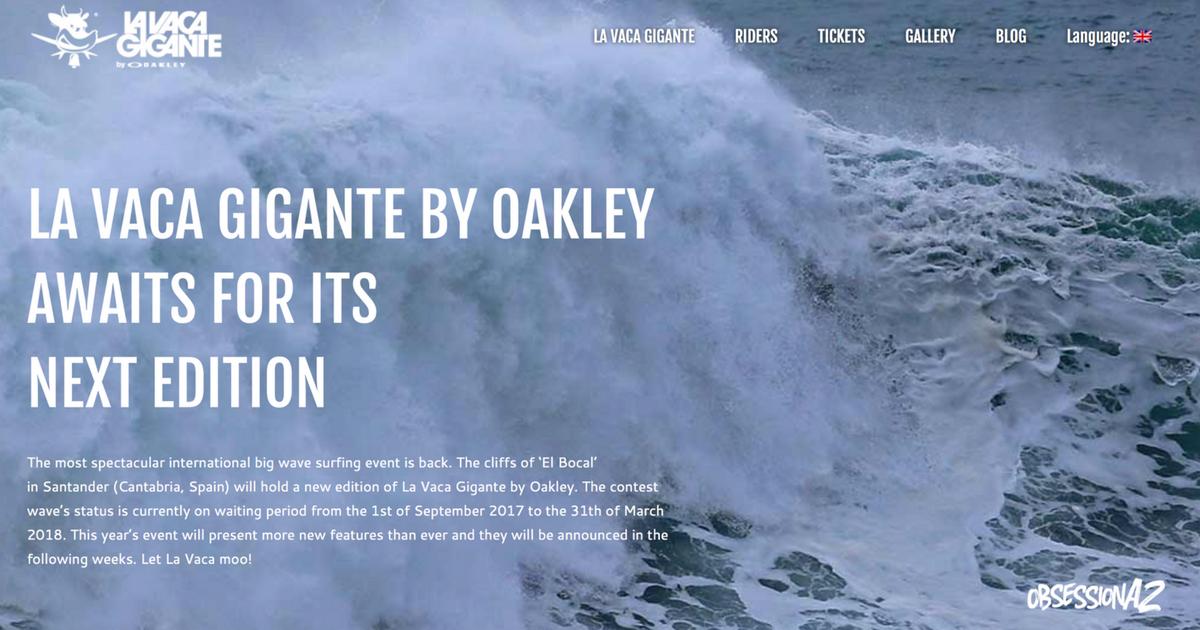 La Vaca Gigante - Competición de surf de olas gigantes en Cantabria ffd6b620326