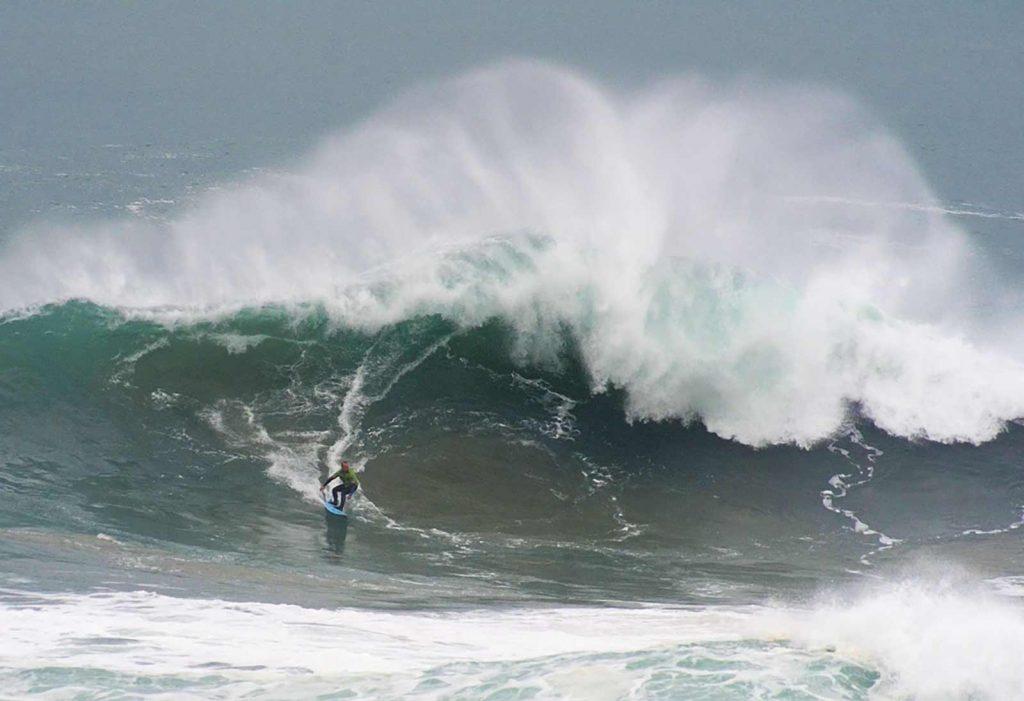 La Vaca será el Campeonato de España de olas Gigantes  df7b125e56e